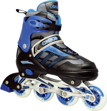Many find it easy to skate inline when compared to roller skating. It is  easier because inline skates are easier to balance on and quick to learn. 071abda999